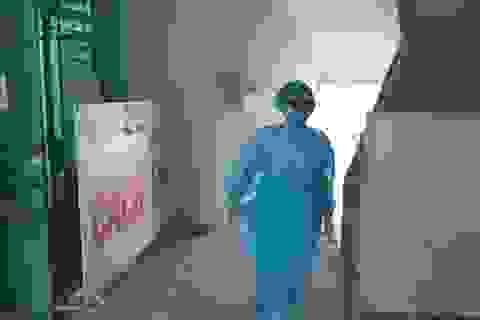 Xác định 5 ca F1, tiếp xúc người phụ nữ qua Nhật dương tính SARS-CoV-2
