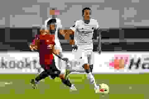 Man Utd 0-0 Copenhagen (hết hiệp 1): Trận đấu nhạt nhòa