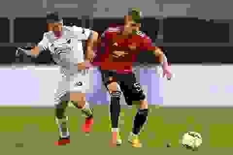 Man Utd 0-0 Copenhagen (hiệp phụ): Trận đấu nhạt nhòa
