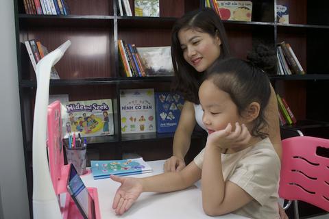 Mách bố mẹ bí quyết giúp con yêu thích Tiếng Anh từ nhỏ
