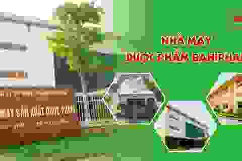 Công ty cổ phần Dược phẩm Bắc Ninh – Nâng tầm giá trị dược liệu Việt
