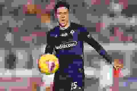 Man Utd muốn chiêu mộ ngôi sao người Italia thay thế Sancho