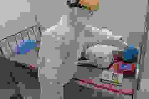 Quảng Ngãi: Bệnh nhân 419 tái dương tính với SARS-CoV-2