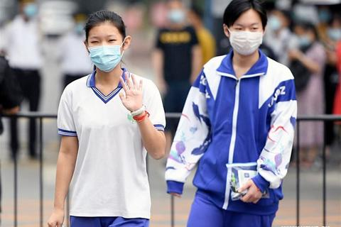 Bắc Kinh tuyên bố mở lại trường học
