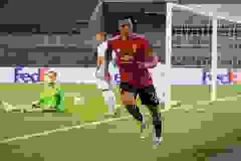 Nhìn lại trận thắng vất vả của Man Utd trước Copenhagen