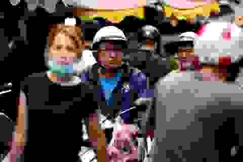 TPHCM: Nhiều người vô tư không đeo khẩu trang nơi công cộng