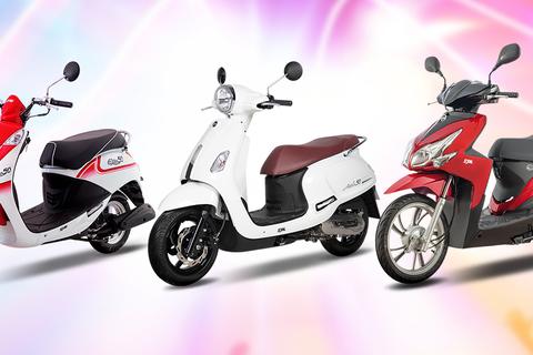 Những mẫu xe 50cc phù hợp cho học sinh, sinh viên đến trường