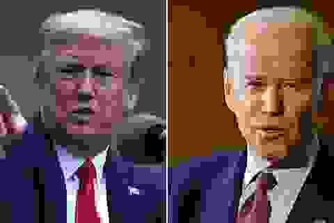Bầu cử Mỹ: Đối đầu Trump - Biden ngày càng gay gắt