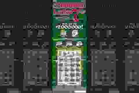 Người đàn ông bất ngờ trúng 2 triệu USD xổ số vì người bán đưa nhầm vé