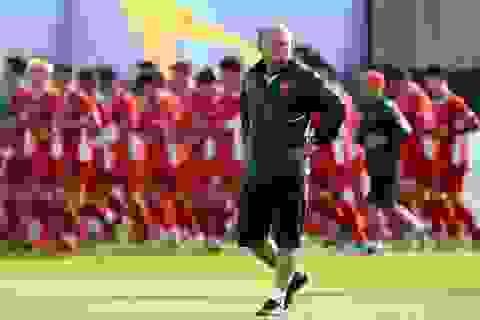 HLV Park Hang Seo đối mặt lịch thi đấu dày đặc trong năm 2021