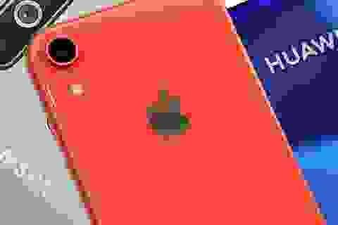 """Apple bất ngờ """"bật bãi"""" khỏi top 5 hãng smartphone lớn nhất tại Việt Nam"""