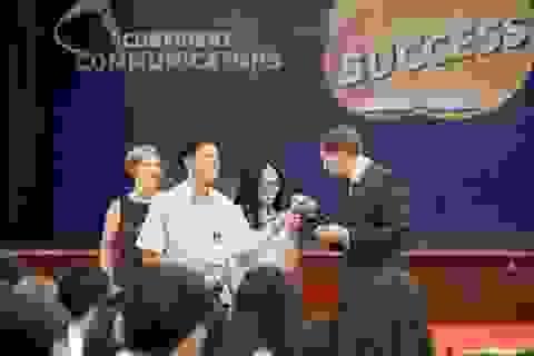 Chia sẻ câu chuyện lãnh đạo ở tuổi 18 của bộ đôi Đại diện Nam sinh & Nữ sinh trường BIS Hà Nội