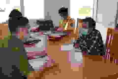 Tài xế ở Đà Nẵng chở khách ra đường tránh để trốn về quê