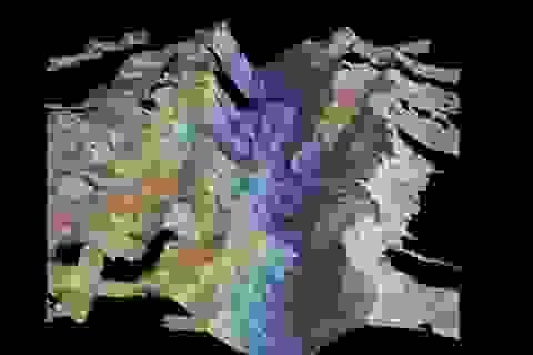 """Trận động đất """"boomerang"""" cực hiếm xuất hiện dưới Đại Tây Dương"""