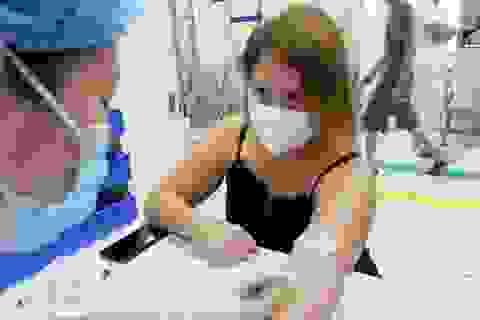 Người phụ nữ Mỹ vượt ngàn cây số hiến huyết tương thay lời cảm ơn Việt Nam
