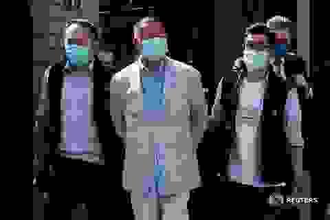 Hong Kong thả trùm truyền thông Jimmy Lai