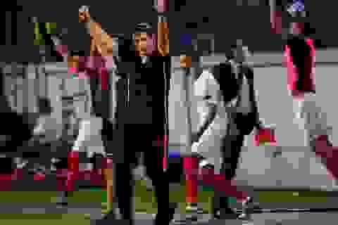 HLV Sevilla ca ngợi Man Utd là đội bóng vĩ đại nhất thế giới