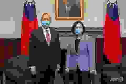"""Trung Quốc cảnh báo Mỹ đừng """"đùa với lửa"""" trong vấn đề Đài Loan"""