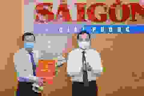 Tổng biên tập Báo Sài Gòn Giải Phóng được điều động về UBND TPHCM