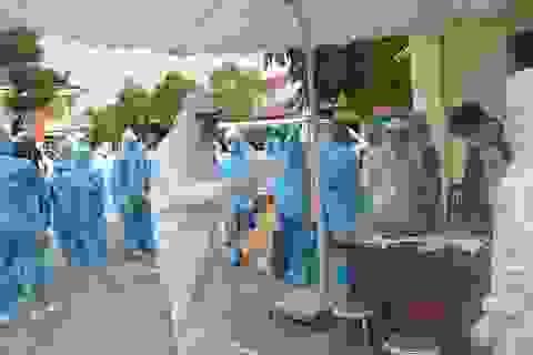 Ca dương tính với SARS-CoV-2 mới nhất của Hà Nội đi khám tại 2 bệnh viện
