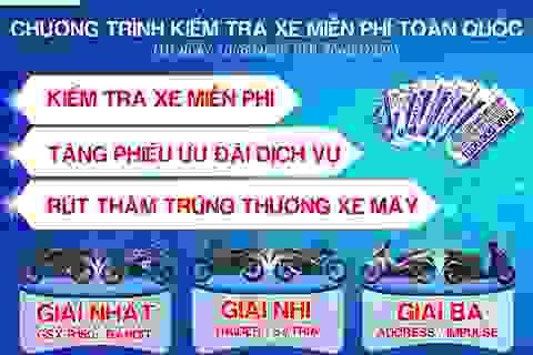Việt Nam Suzuki thông báo chương trình kiểm tra miễn phí xe ô tô Suzuki