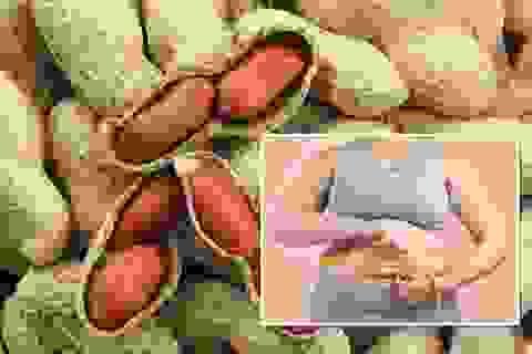 Ăn đậu phộng rang có bị tăng cân không?