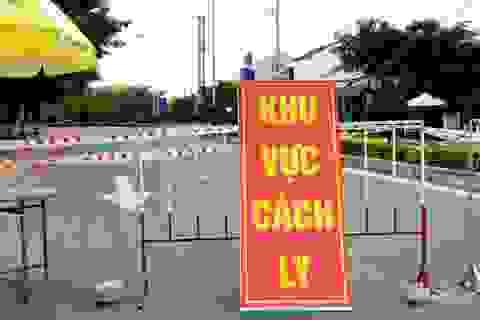 Quảng Nam tăng cường chống dịch cấp độ mạnh