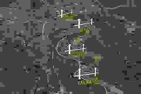 Những cây cầu nghìn tỷ bắc qua sông Hồng sắp được xây dựng ở Hà Nội