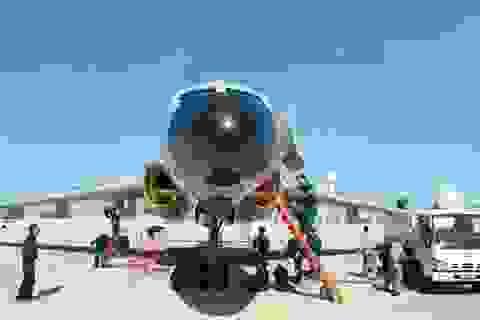 Trung Quốc bị nghi đưa máy bay ném bom trái phép đến đảo Phú Lâm