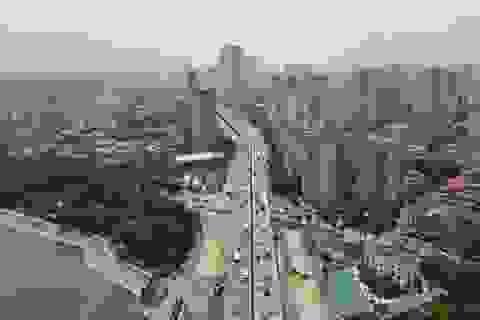 Nhìn từ trên cao những công trình hiện đại thay đổi diện mạo thủ đô