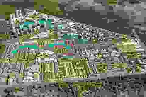 Đô thị vệ tinh Long An nâng cao hạ tầng thu hút nhà đầu tư