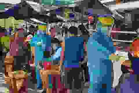 Đà Nẵng dừng hoạt động chợ Nai Hiên Đông vì có 3 ca mắc Covid-19