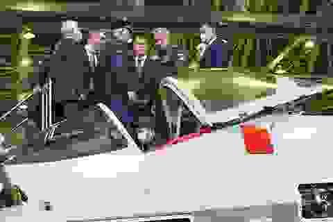 """Nga """"khoe"""" ảnh nhà máy sản xuất """"bóng ma bầu trời"""" Su-57"""