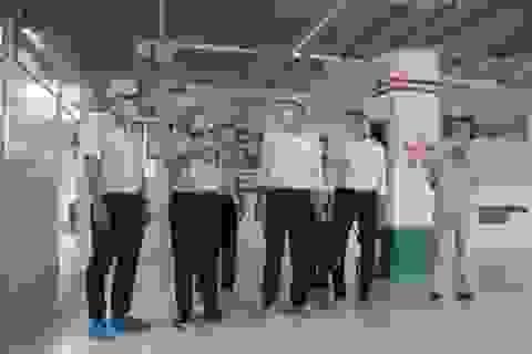 Giám sát công tác chống dịch Covid-19 tại các nhà máy có nhiều lao động