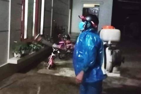 Đã có kết quả người trở về từ Đà Nẵng bị sốt, không khai báo y tế