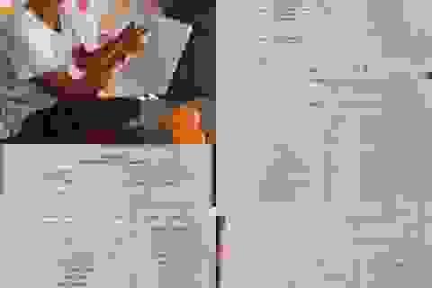 Vụ người dân tố cáo xã lạm thu: Huyện yêu cầu xin lỗi, trả lại tiền cho dân
