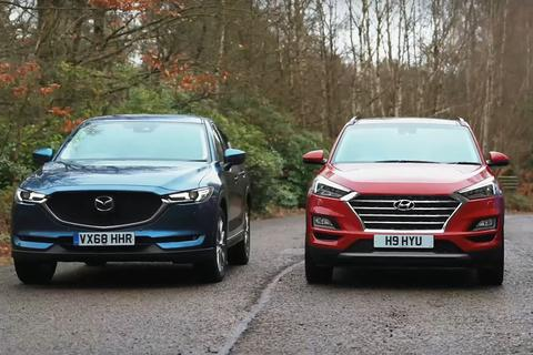800 triệu, nên mua Hyundai Kona, Kia Seltos mới hay Tucson, CX-5 cũ?