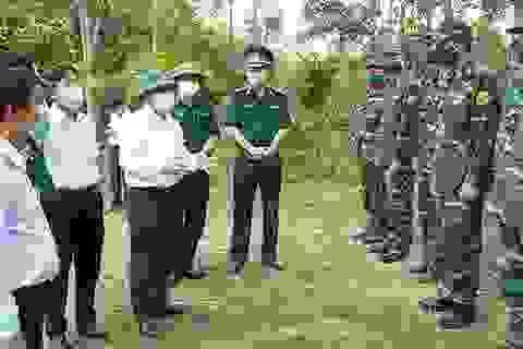 Thừa Thiên Huế không tiếp nhận công dân 5 vùng có dịch Covid-19