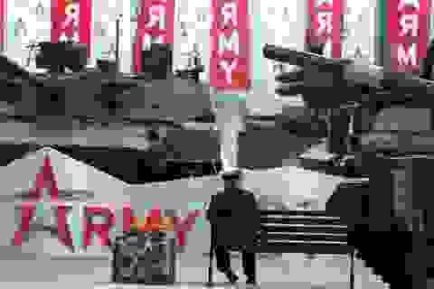 28.000 thiết bị quân sự và vũ khí được trưng bày tại Diễn đàn ARMY-2020
