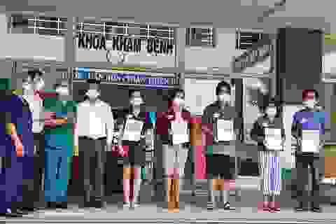 Thêm 5 bệnh nhân mắc Covid-19 ở Đà Nẵng ra viện