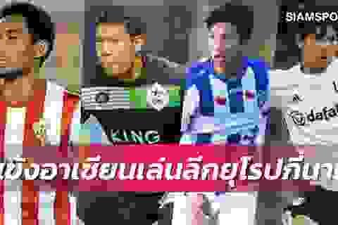 Báo Thái Lan xếp Văn Hậu vào nhóm cầu thủ Đông Nam Á thất bại tại châu Âu