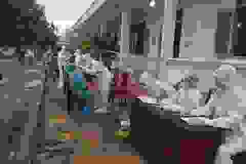 Ninh Thuận đón 230 công dân Việt Nam về từ Malaysia