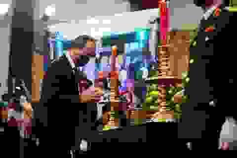 Nhân dân TPHCM tiễn biệt nguyên Tổng Bí thư Lê Khả Phiêu
