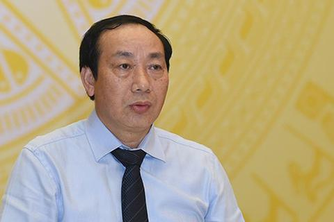 Khởi tố cựu Thứ trưởng Bộ GTVT Nguyễn Hồng Trường
