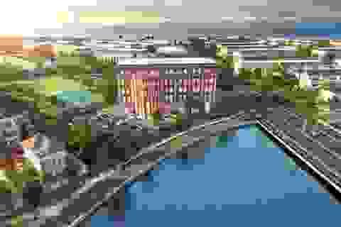 Những 'điểm cộng' gia tăng giá trị của nhà phố tại phân khu River Park 1