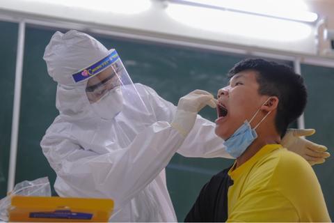 Phương pháp xét nghiệm Covid-19 mới tại Việt Nam: Nhanh hơn, tự động 100%