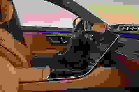Soi chi tiết nội thất Mercedes S-Class thế hệ mới