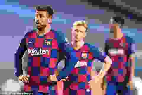 Barcelona lập kỷ lục tệ hại sau trận thua đậm Bayern Munich