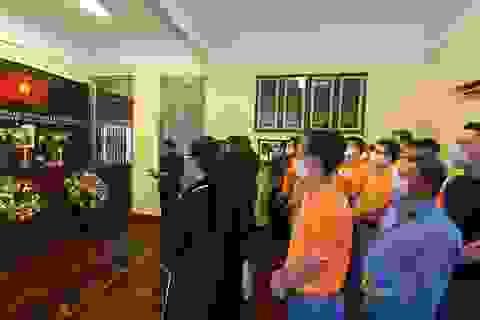 Lễ viếng và mở sổ tang nguyên Tổng Bí thư Lê Khả Phiêu tại Mozambique
