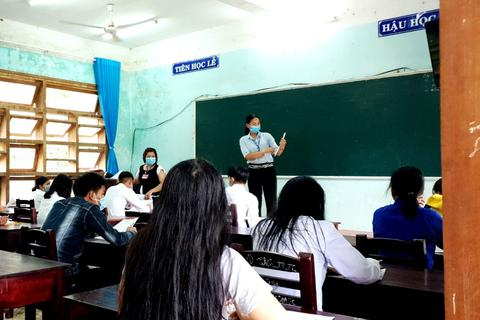 Quảng Nam sẽ tuyển dụng 1.783 giáo viên bằng hình thức thi tuyển